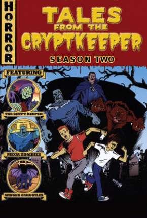 Desenho Contos da Cripta - 2ª Temporada