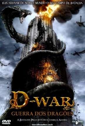 Filme D-War - Guerra dos Dragões BluRay