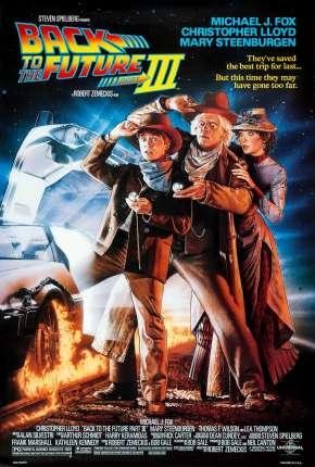 Filme De Volta Para o Futuro III