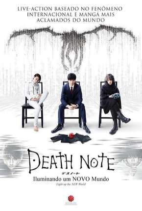 Filme Death Note - Iluminando um Novo Mundo