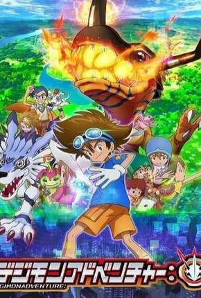 Anime Digimon Adventure - 1ª Temporada - Legendado