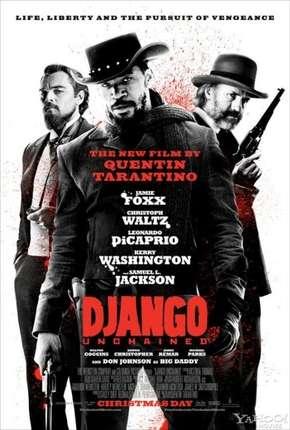 Filme Django Livre