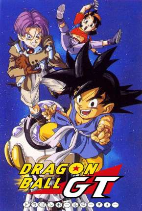 Anime Dragon Ball GT  - Completo