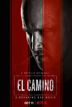 Filme El Camino - A Breaking Bad Movie (Filme de Breaking Bad)