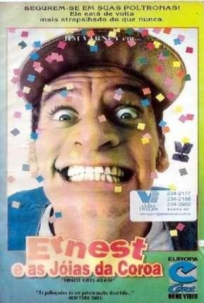 Filme Ernest e as Jóias da Coroa