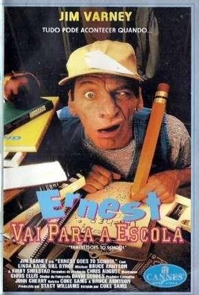 Filme Ernest Vai Para a Escola