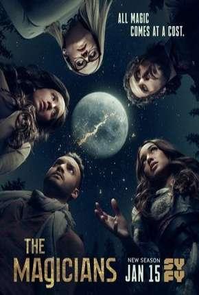 Série Escola de Magia - The Magicians 5ª Temporada Legendada