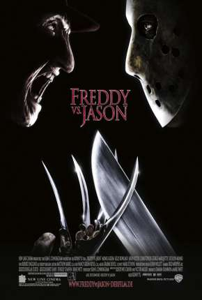 Filme Freddy X Jason BluRay