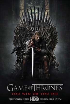 Série Game of Thrones - 1ª Temporada Completa