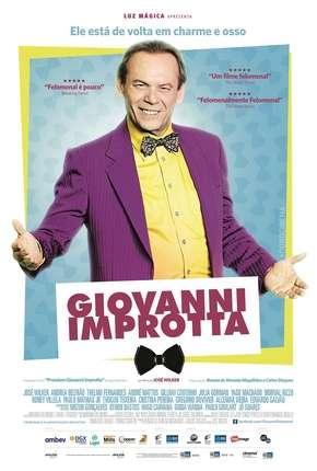 Filme Giovanni Improtta