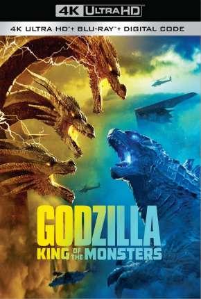 Filme Godzilla 2 - Rei dos Monstros 4K