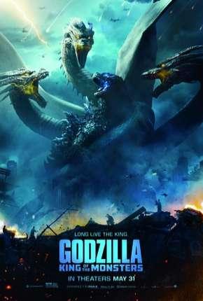 Filme Godzilla 2 - Rei dos Monstros BD-R