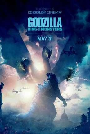 Filme Godzilla 2 - Rei dos Monstros Legendado BluRay