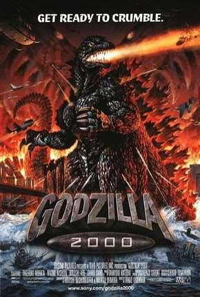 Filme Godzilla 2000