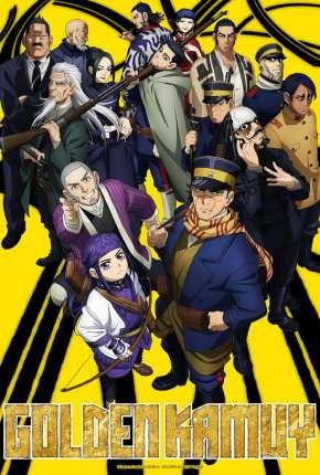 Anime Golden Kamuy - 1ª Temporada Legendada