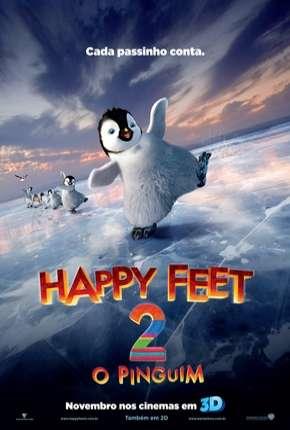 Filme Happy Feet - O Pinguim 2 BluRay