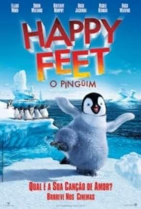 Filme Happy Feet - O Pinguim BluRay
