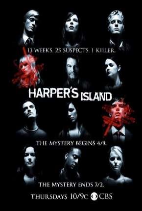 Série Harpers Island - O Mistério da Ilha - 1ª Temporada
