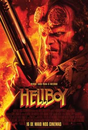 Filme Hellboy BluRay