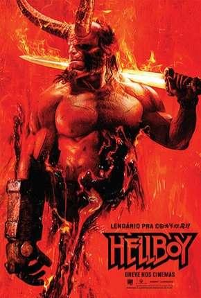Filme Hellboy - Legendado