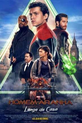 Filme Homem-Aranha - Longe de Casa BluRay