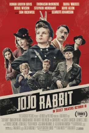 Filme Jojo Rabbit - Legendado DVDscr