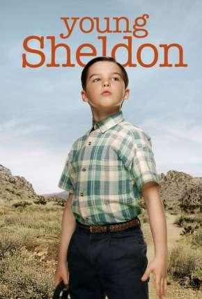 Série Jovem Sheldon - Young Sheldon 3ª Temporada