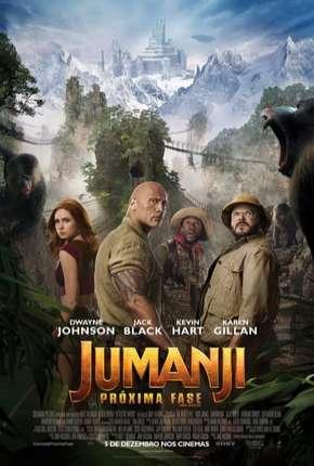 Filme Jumanji - Próxima Fase