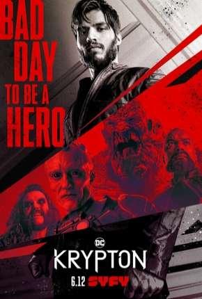 Série Krypton - 2ª Temporada Legendada