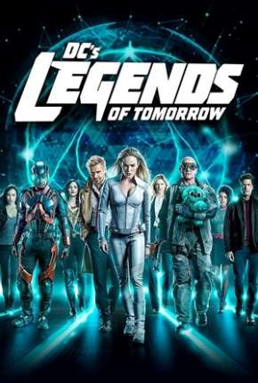 Série Legends of Tomorrow - Lendas do Amanhã 5ª Temporada Legendada
