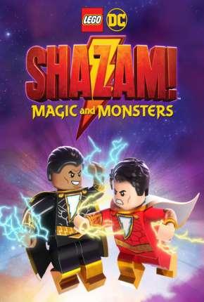 Filme LEGO DC - Shazam - Monstros Magicos