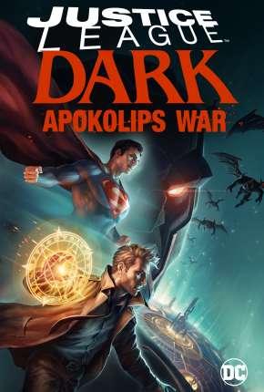 Filme Liga da Justiça Sombria - Guerra de Apokolips