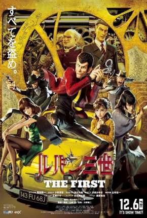 Filme Lupin III - O Primeiro
