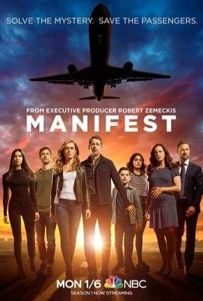 Série Manifest - O Mistério do Voo 828 - 2ª Temporada Legendada