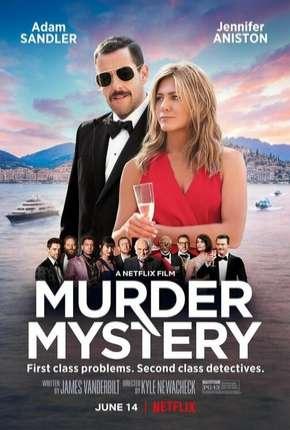 Filme Mistério no Mediterrâneo - Netflix