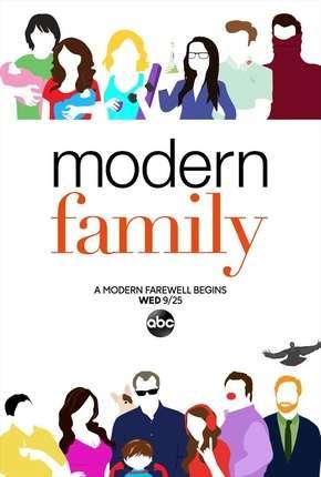 Série Modern Family - 11ª Temporada Legendada