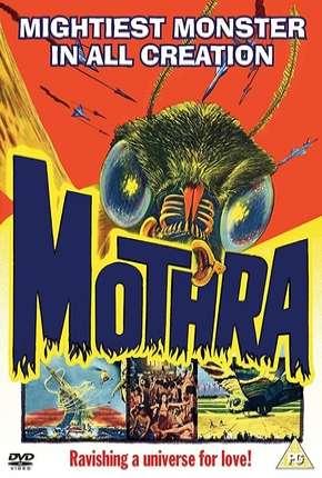 Filme Mothra - A Deusa Selvagem