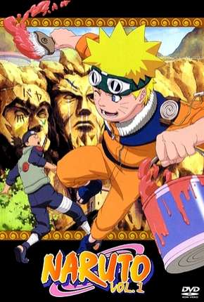 Anime Naruto - Completo