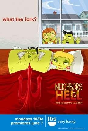 Desenho Neighbors from Hell