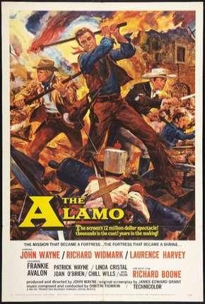 Filme O Álamo - DVD-R