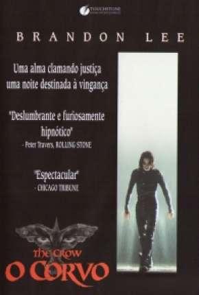 Filme O Corvo DVD-R