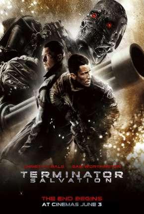 Filme O Exterminador do Futuro - A Salvação - IMAX