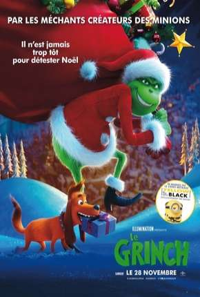 Filme O Grinch - The Grinch BluRay