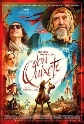 Filme O Homem Que Matou Don Quixote
