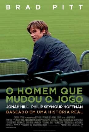Filme O Homem que Mudou o Jogo - DVD-R