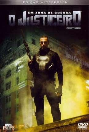 Filme O Justiceiro - Em Zona de Guerra