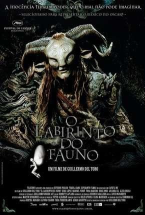 Filme O Labirinto do Fauno - DVD-R