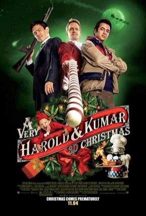 Filme O Natal Maluco de Harold e Kumar