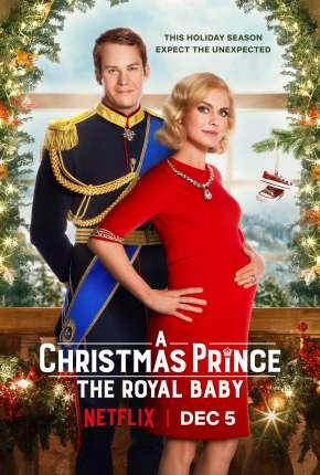 Filme O Príncipe do Natal - O Bebê Real