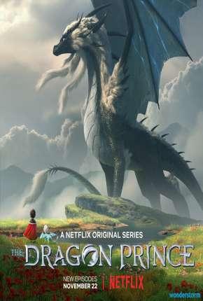Desenho O Príncipe Dragão - 3ª Temporada